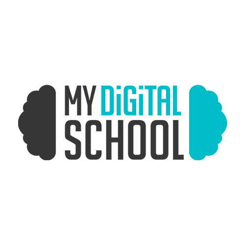 Logo école MyDigitalSchool
