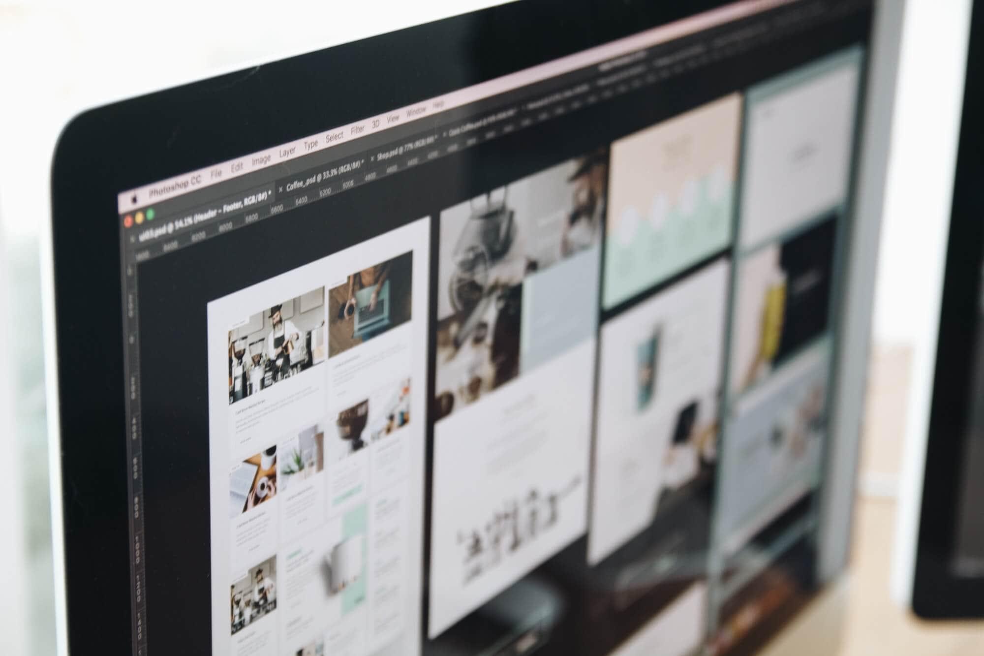 5 ressources indispensables pour élaborer le design de son site web